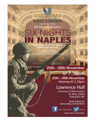 Six Nights in Naples Poster